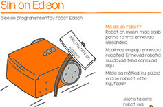 Edisoni töölehed